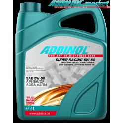 ADDINOL SUPER RACING 5W-50 4л