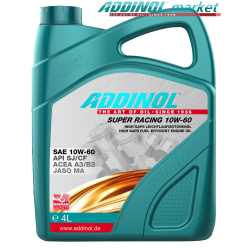 ADDINOL RACING 10W-60 4l
