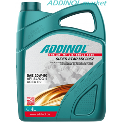 ADDINOL SUPER STAR MX 2057 4л