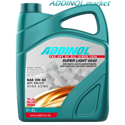 ADDINOL SUPER LIGHT 0540 4l