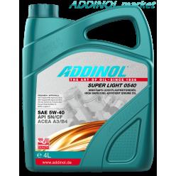 ADDINOL SUPER LIGHT 0540 4л