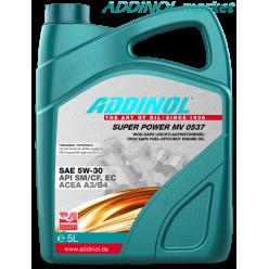 ADDINOL SUPER POWER MV 0537 5л.