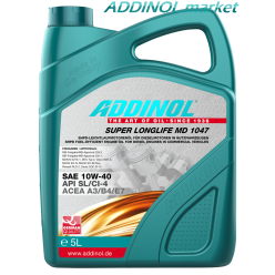 ADDINOL SUPER LONGLIFE MD 1047 5l