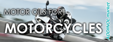 Motor oils for motorcycles