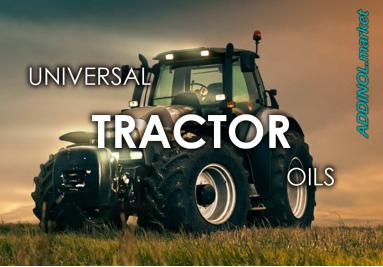 Universal tractor oils